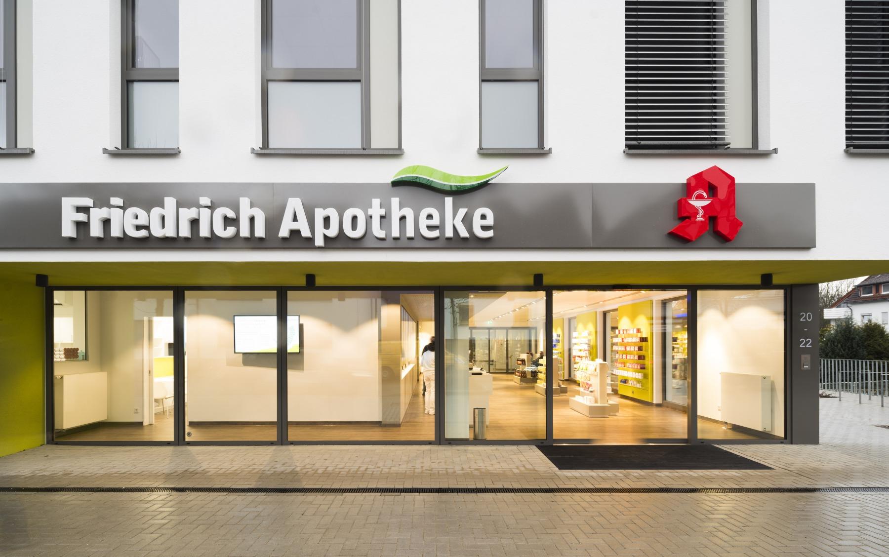 Friedrich Apotheke, Sprockhövel