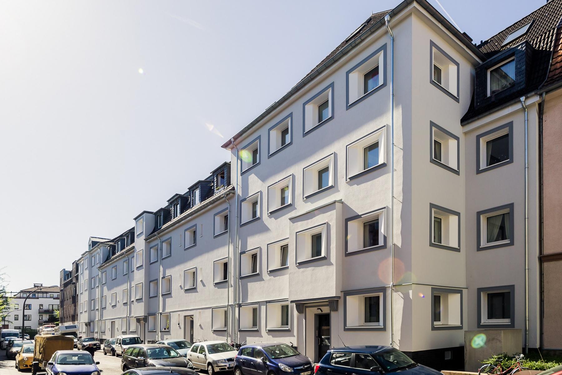 Sanierung Rheinbacher Straße, Köln