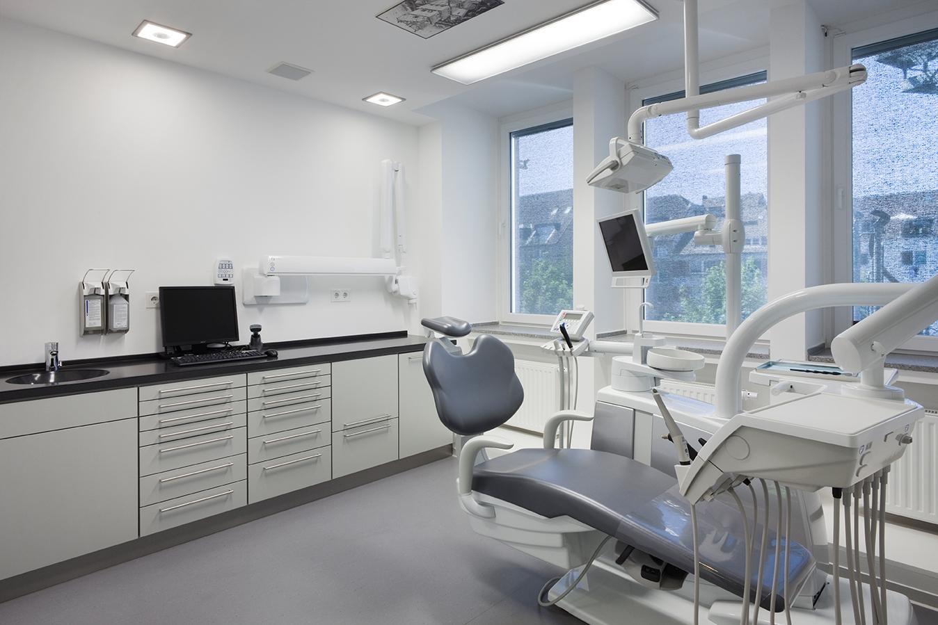 Zahnarztpraxis, Köln